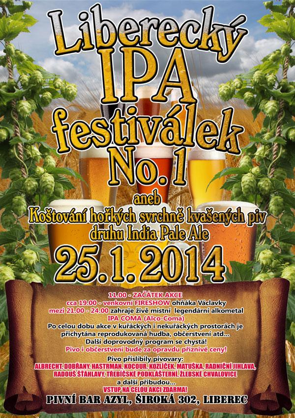 Liberecký IPA fest
