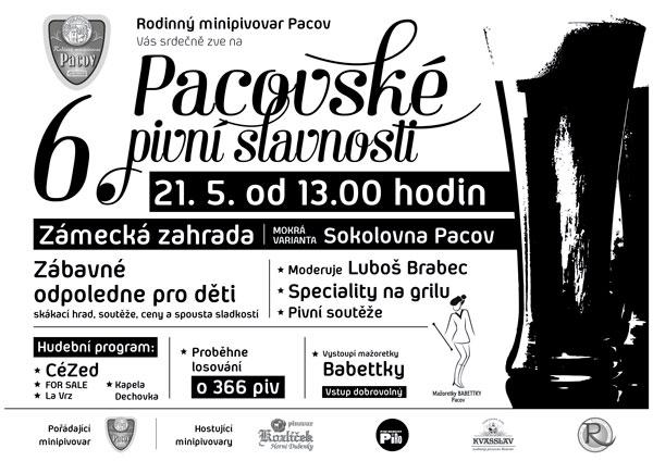 plakát Pacov 2016