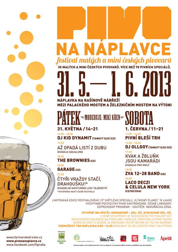 Pivo Na N8plavce 2013